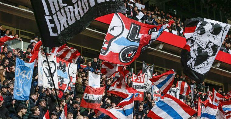 'PSV zal het nooit helemaal goed doen en niet iedereen tevreden kunnen stellen'