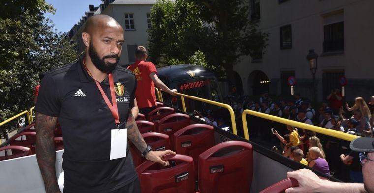 Henry komt met krachtig statement: Fransman knielt 8 minuten en 46 seconden