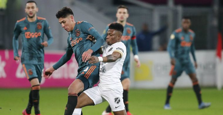 Ajax oefent tegen FC Utrecht en vult laatste gaatje in FOX Sports-agenda