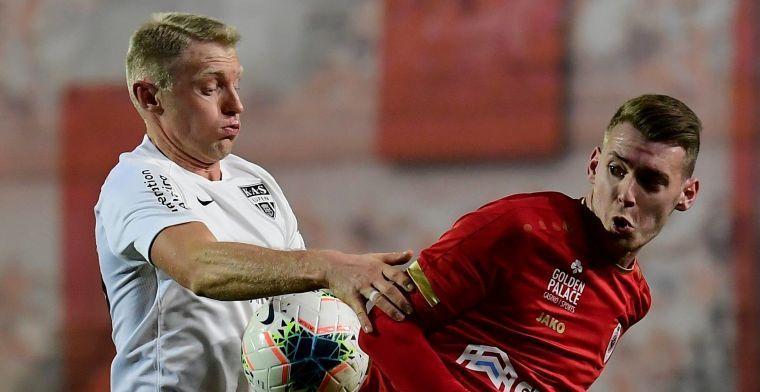 Antwerp ziet Coopman lang uitvallen, Leko vraagt nu om extra speler