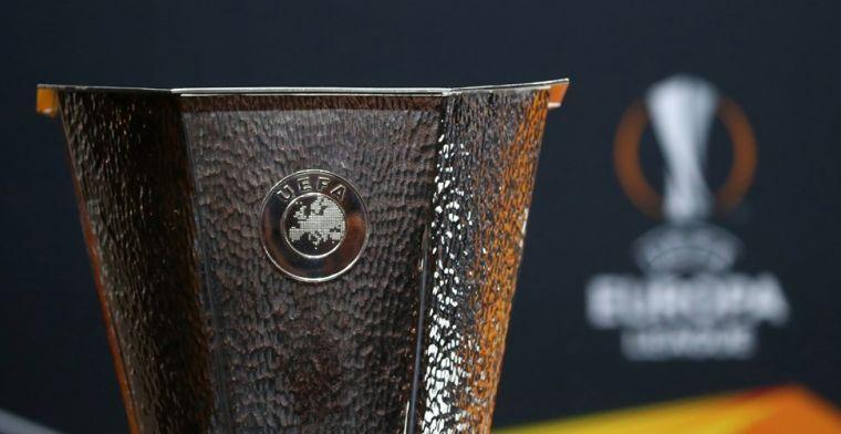 LIVE: Loting voor kwartfinales én halve finales van Europa League (gesloten)