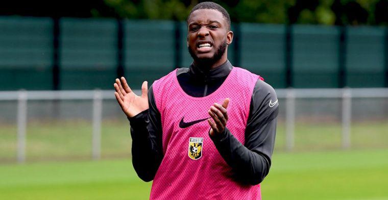 'Iedereen weet dat ik naar het buitenland wil, eerst mezelf bewijzen bij Vitesse'