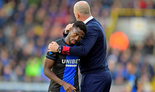 Clement vreest voor vertrek bij Club Brugge: