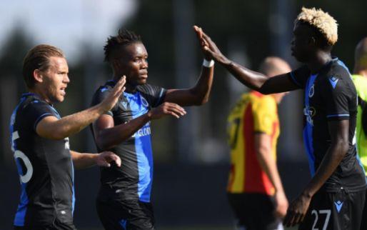 Club Brugge tikt KV Mechelen in één uur van het kastje naar de muur