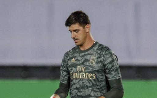 Courtois houdt Real Madrid weer recht, buitenlandse pers kan de lof niet op
