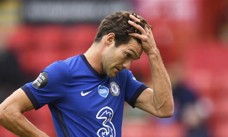 Afbeelding: Chelsea moet vrezen voor Champions League na zwaar verlies tegen Sheffield United