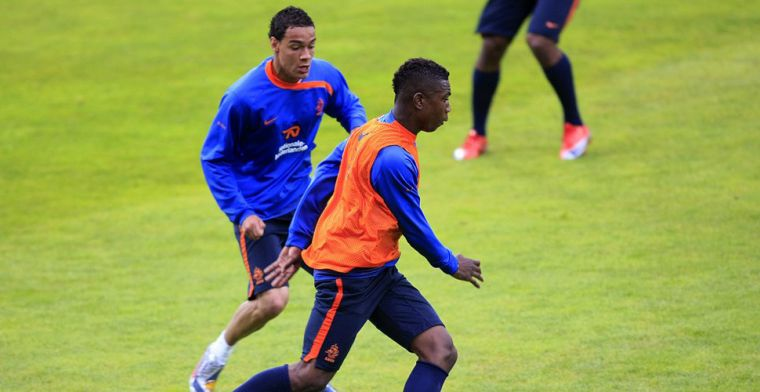 Elia begrijpt gestopte Van der Wiel niet: 'Hij kon nog steeds op CL-niveau spelen'