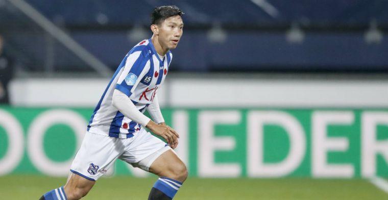'De afgelopen tien maanden bij Heerenveen waren de beste uit mijn carrière'