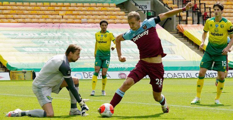 Antonio stuurt met vier goals Norwich naar Championship