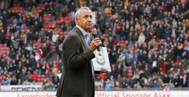 Heerenveen wilde Cruijff: 'Hij zei: jammer, maar ik heb getekend bij Barcelona'