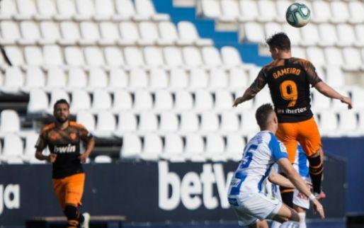 Afbeelding: Valencia lijkt Europees voetbal te kunnen vergeten, Cillessen hele duel op de bank