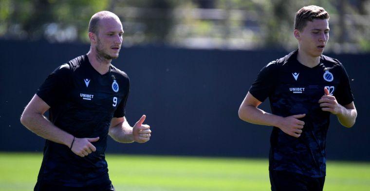 Club Brugge kan rekenen op 18-jarige verdediger: Ik ben super blij
