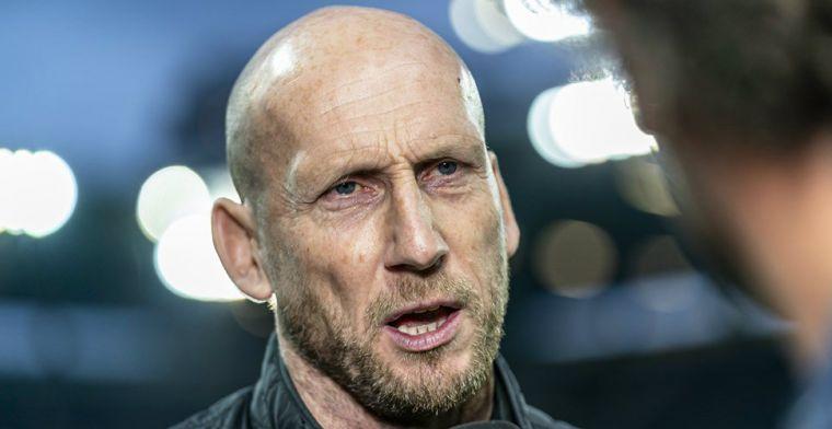 Boze Stam na MLS-debuut: 'We houden ons niet aan wat we hebben afgesproken'