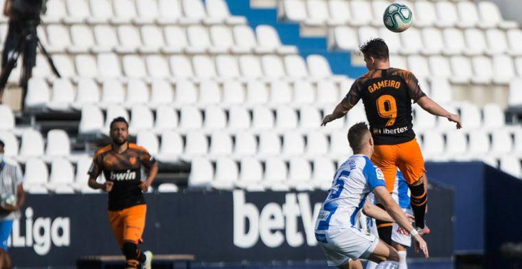 Valencia lijkt Europees voetbal te kunnen vergeten, Cillessen hele duel op de bank