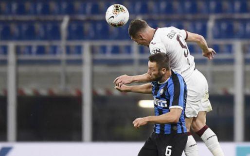 Afbeelding: Inter is lachende derde na thuiszege op Torino en stijgt van plek vier naar twee