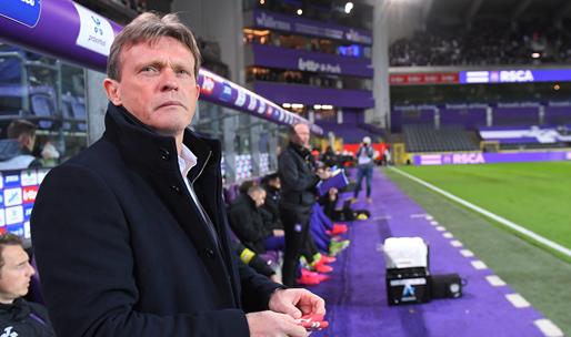 'Trebel en Vranjes laten zich opmerken tijdens oefenpartij Anderlecht'