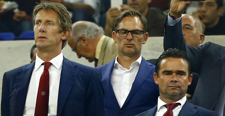 Begrip voor Onana-standpunt Overmars: 'Denk dat Ajax twijfelt over Kotarski'
