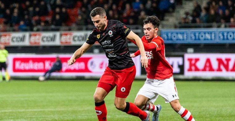 'Ik ben Eredivisie-voetbal gewend, dat is het niveau waar ik thuishoor'