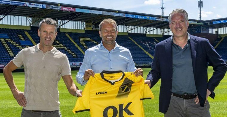 We moeten zorgen dat we bij promotie een structurele Eredivisie-club worden