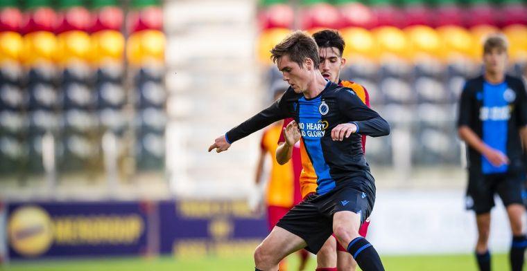 Club Brugge wil nieuw talent klaarmaken: Heeft het enorm goed gedaan