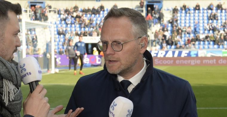 """Pro League-voorzitter Croonen reageert na keuze: """"Geen andere optie haalbaar"""""""