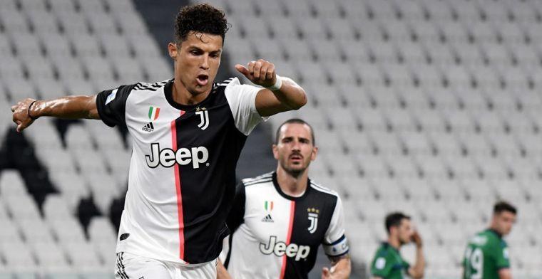 'Serie A rondt protocol af en wil nog dit seizoen publiek in de stadions'