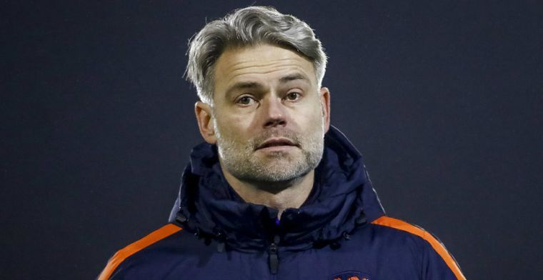 Slecht nieuws voor KNVB: succestrainer Oranje O17 kiest voor Belgisch avontuur