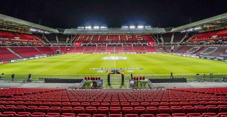 PSV verwelkomt fans op eerste training Schmidt: loting bij te veel aanmeldingen