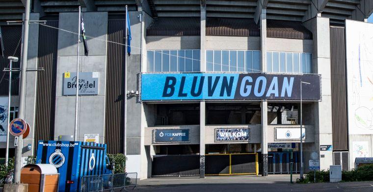Vergeet het klassieke abonnement, Club Brugge laat fans binnen dankzij nieuwe app