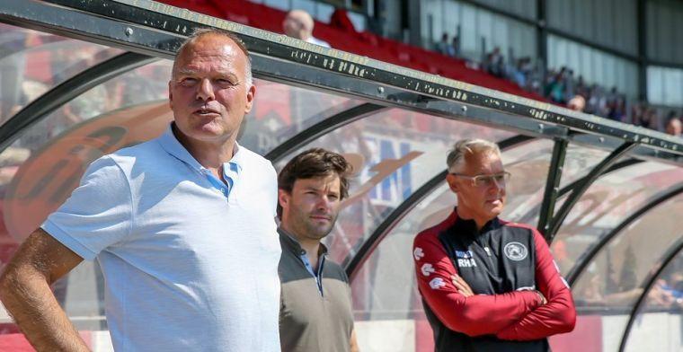 Sparta haalt concurrent voor Van Leer: 'Groot talent met veel potentie'