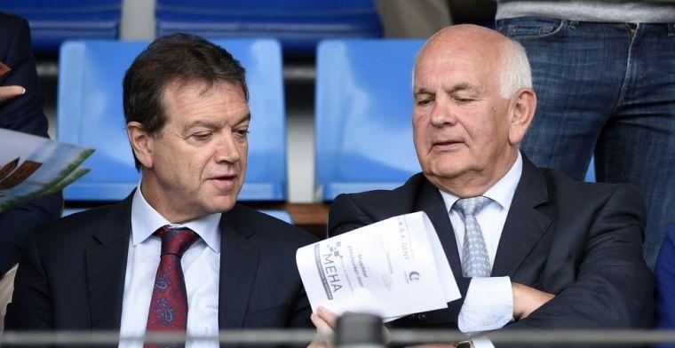 'Spelers van Gent zijn gegeerd op transfermarkt, maar enkel David mag vertrekken'