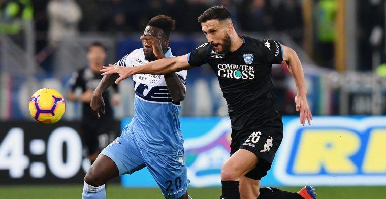 'Jarenlange routinier uit Serie A tekent voor twee seizoenen bij Moeskroen'