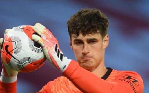 Chelsea en Atlético bereiden spectaculaire keepersruil voor