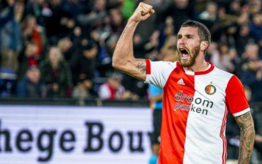Roma denkt aan Senesi, Feyenoord ziet mogelijkheden met Karsdorp