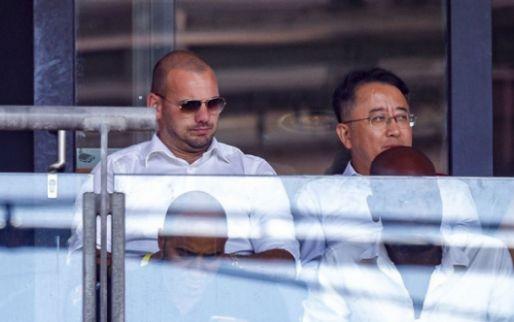 Afbeelding: Comeback Sneijder weer een stap dichter: