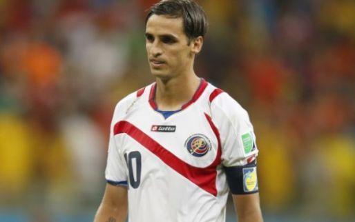 Afbeelding: OFFICIEEL: Bryan Ruiz (ex-KAA Gent) laat contract ontbinden in Brazilië
