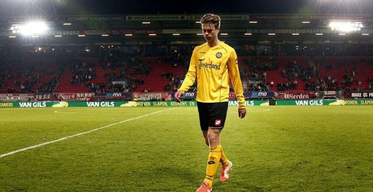 Luijckx biedt zich aan bij Nederlandse clubs: 'Ik hoop dat daar wat uitkomt'