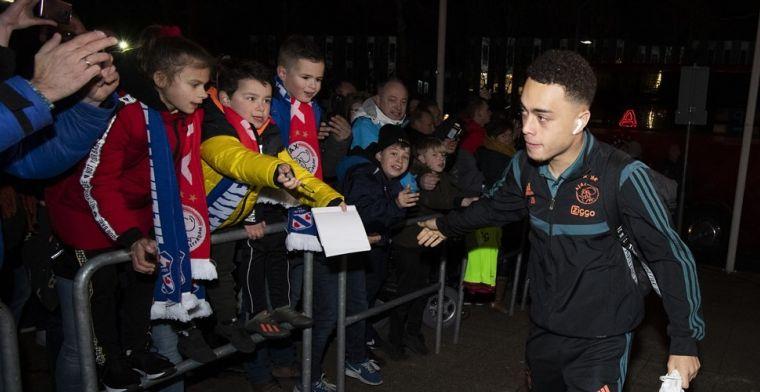 'Juventus keert mogelijk terug naar Ajax voor nieuwe deal'