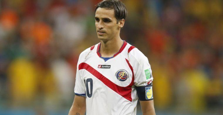 OFFICIEEL: Bryan Ruiz (ex-KAA Gent) laat contract ontbinden in Brazilië