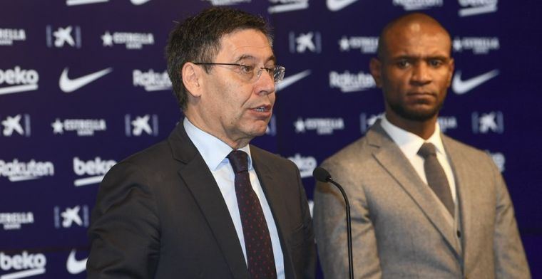 Preses Bartomeu over Messi, Setién, Xavi en Martínez: 'Niet op zoek naar trainer'