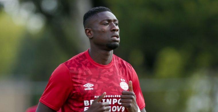 PSV hoopt dat marktwaarde Luckassen stijgt: huur- én contractverlenging