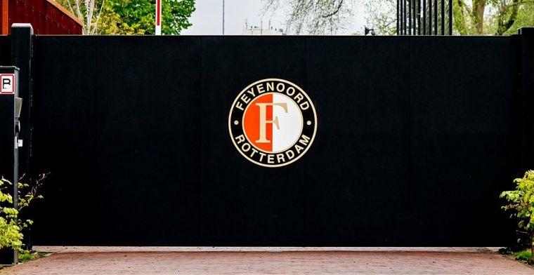 Dit is het nieuwe thuisshirt van Feyenoord: kritische geluiden over achterkant