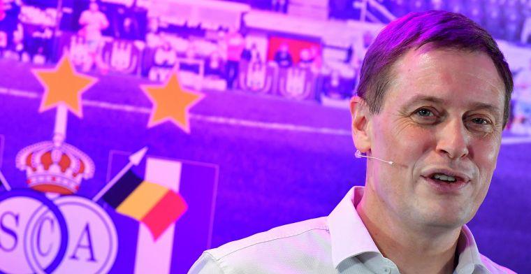 Midden juli en het verdedigende huiswerk van Anderlecht is al (voor 99%) gedaan