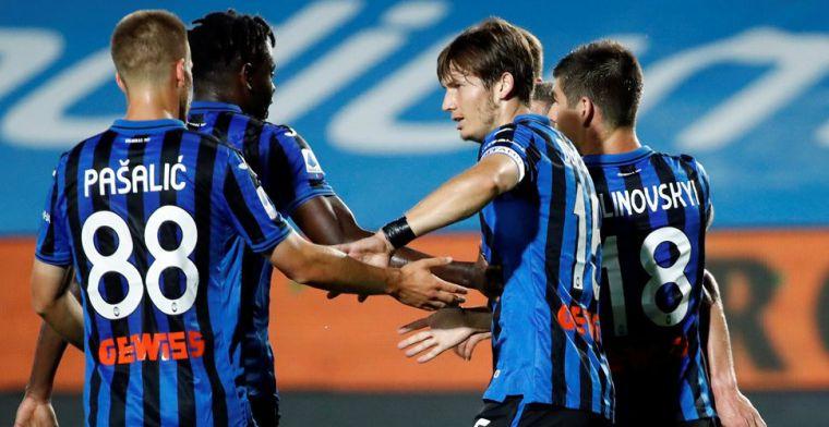 Monsterscore en goal De Roon: Atalanta zo goed als zeker van Champions League