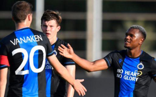Club Brugge is er snel bij en toont eerste teamfoto van het seizoen 2020 - 2021