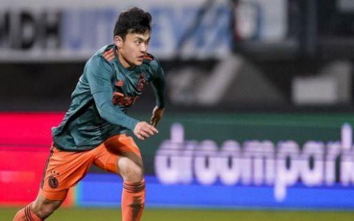 Ajax komt ook met bevestiging: middenvelder (21) definitief naar Cambuur