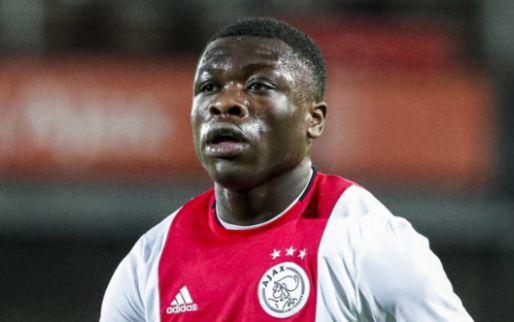 Luckassen: 'Ajax wil zijn contract verlengen, hopelijk kan Brian veel spelen'