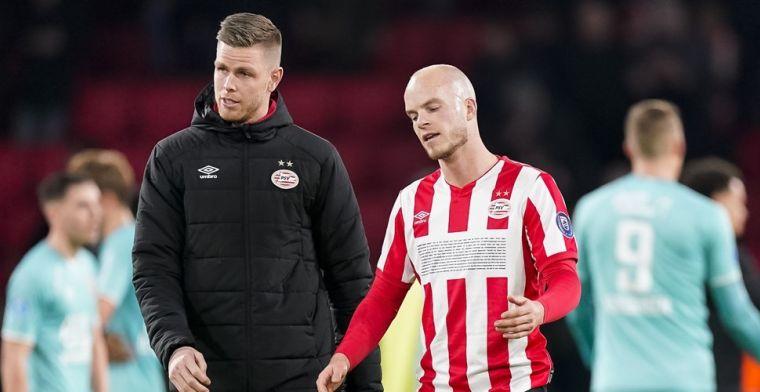 Update: 'PSV en Heerenveen onderhandelen: meerjarig contract wacht voor Ruiter'