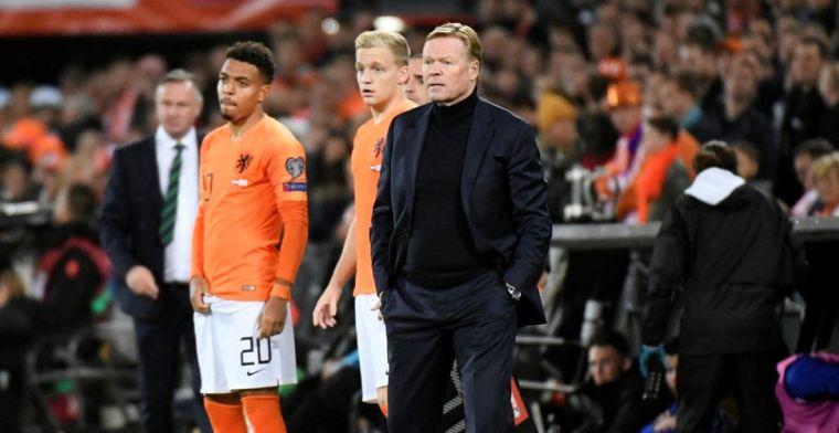 FIFA heeft nieuws voor Oranje én Eredivisie: ook volgend seizoen vijf wissels
