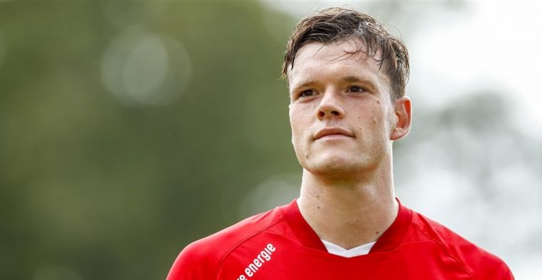 Transfervrije Boere hoopt op 'promotie': Vergelijk het met onderkant Eredivisie